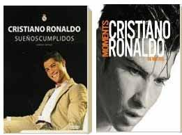libros cristiano ronaldo