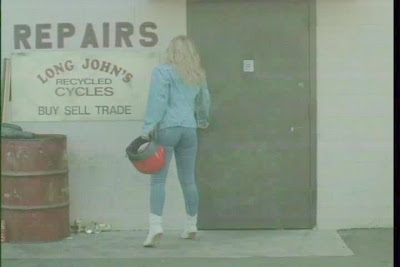 heather thomas tight ass jeans from cyclone Heather Thomas Cyclone