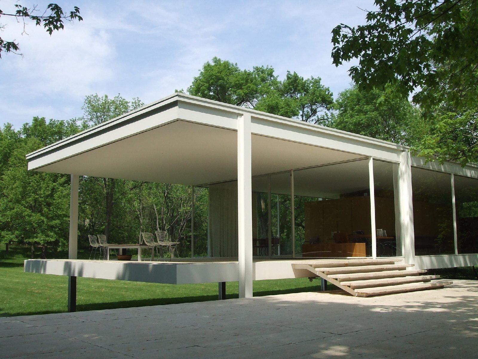 CaViCa Proyectos de Arquitectura: Casa Farnsworth