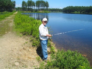 Hampshire Fishing License on New Hampshire That Means That I Didn T Need To Buy A Fishing License
