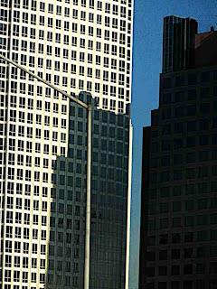 Skyscraper Shadows (c) David Ocker