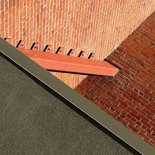 Bricks At Angles