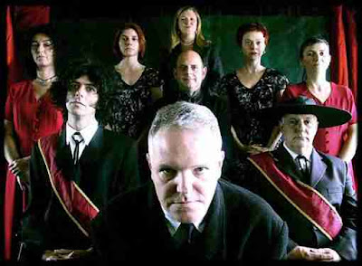 The Cardiacs, looking very patrician