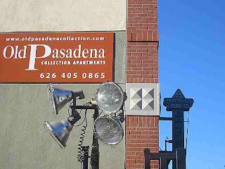 Old Pasadena CA