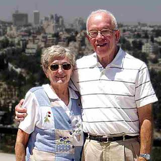 Ben & Marion Shuman - Jerusalem 2005