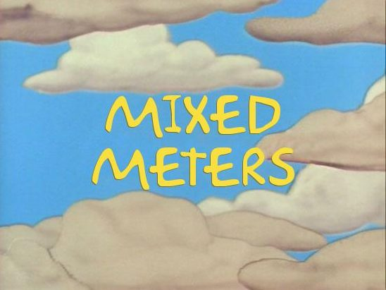 The Mixed Meters