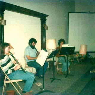 Second Second Story Series - Song for Three Clarinets by Lois V Vierk 1978