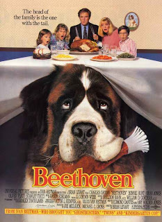 Beethoven the movie poster