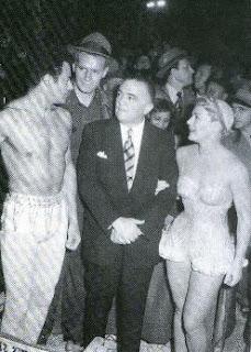J Edgar Hoover in Hollywood