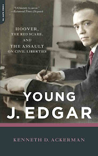 Young J. Edgar by Kenneth D. Ackerman