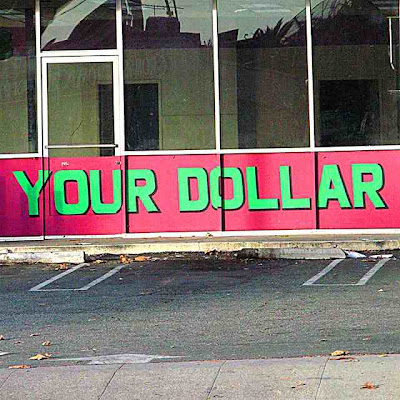 Your Dollar - Slave to Time Is Money