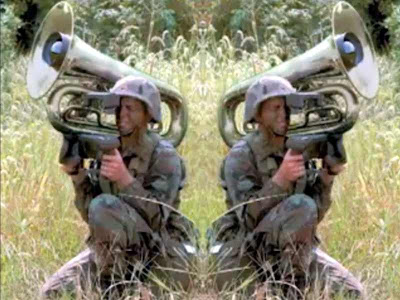 Military uses of the tuba in field operations - The Sursiks