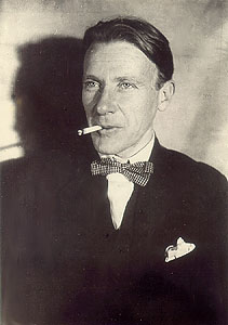 Mikhail Bulgakov author of The Master and Margarita