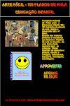 Ebook Arte Fácil: 150 Planos de Aula