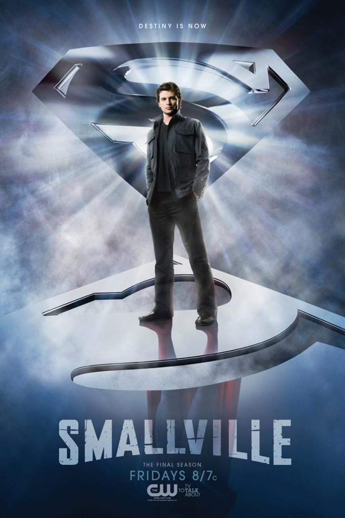 Smallville - Le costume est pour bientôt ! - COMIC SCREEN