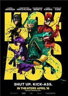 Kick-Ass  2010 Hollywood Movie Watch Online