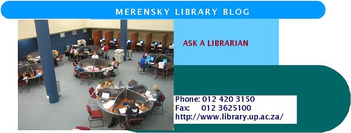 Merensky library
