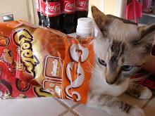 Mimi Likes Cheetos