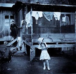 EXPOSICION DE FOTOGRAFIA -  los colonos de Oxapampa