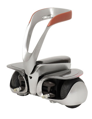 Toyota Winglet is a prototype of future personal transportation,