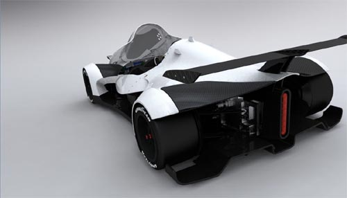 Concept Car : GreenGT Concept