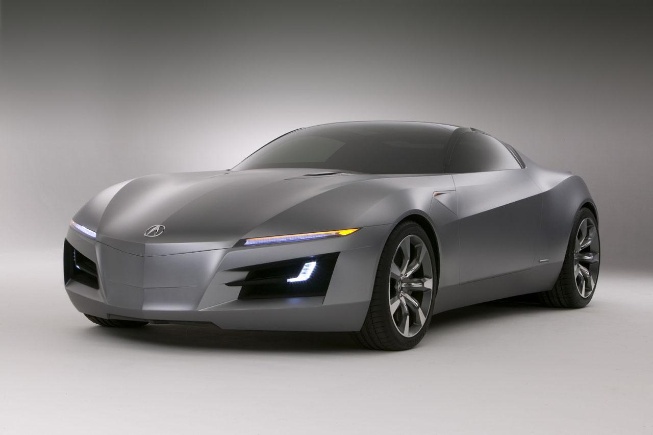 oddcars: Concept Car : Acura Advanced Sports Car 2011