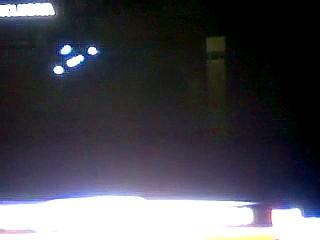 UFO Videotaped Over La Vega, Dominican Republic