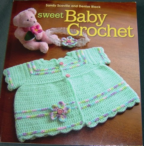 Crocheting Books : Enthusiastic crochetoholic: Sweet Baby Crochet Book