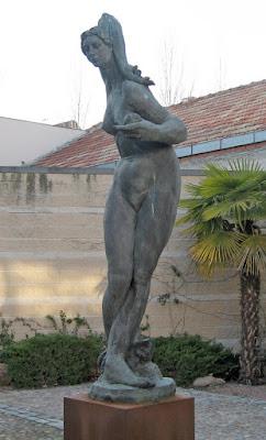 museo de esculturas leganes juan bordes