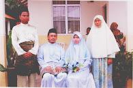 Gambar keluarga.