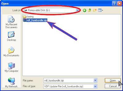 Cara update avira secara manual download