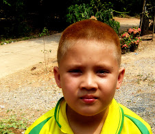 April 3 2010 - Songkhran-Style hairdo