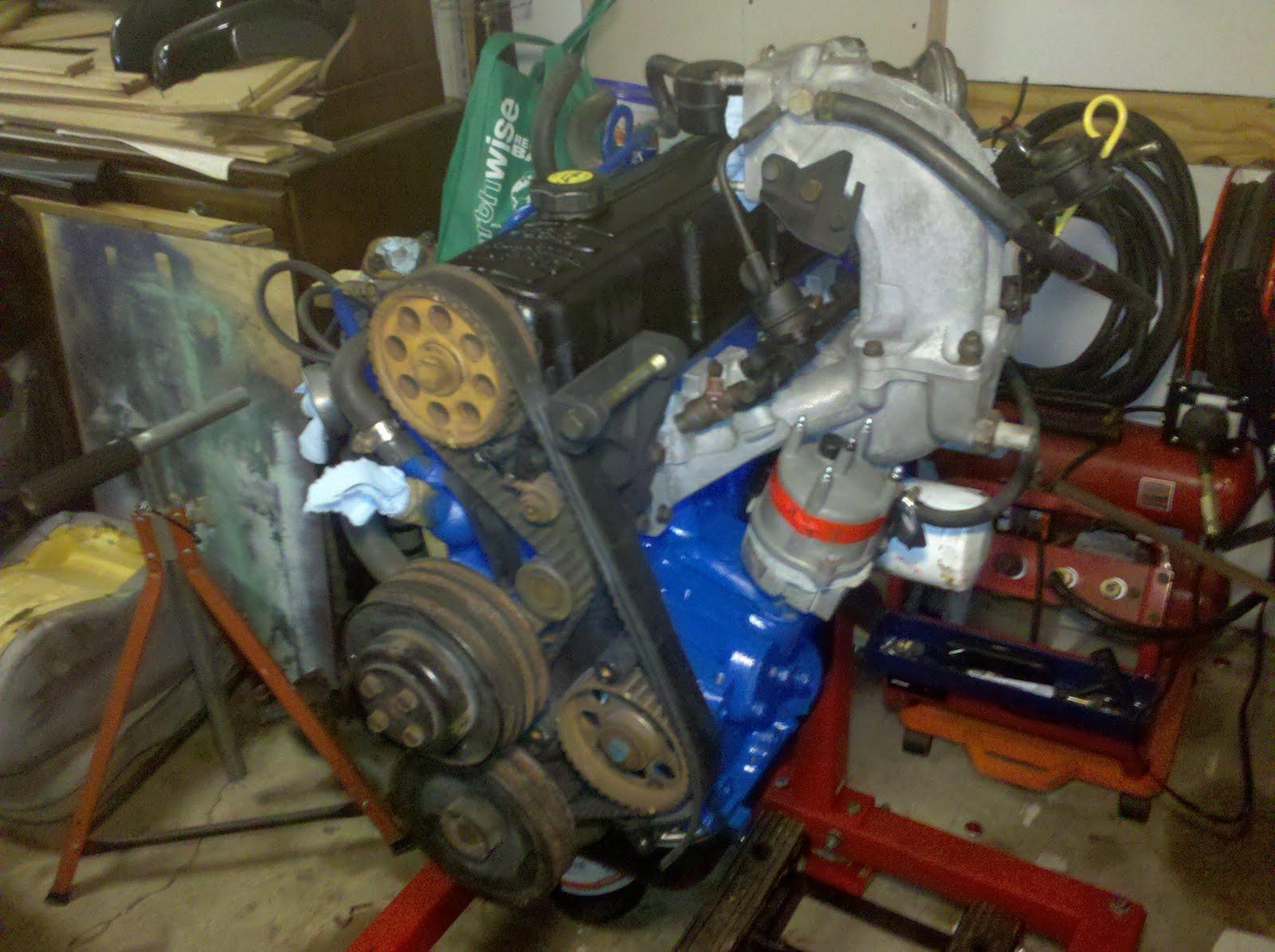 The 280i  Svo Mash Up  The Engine