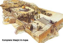 Komplek Masjid AlAqsa