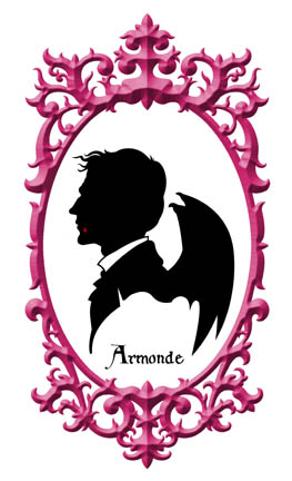 Vampire Profile Silhouette A Method to my Madness...