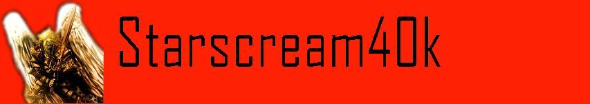 Starscream40k