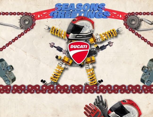 Ducati Icon Silver Ice