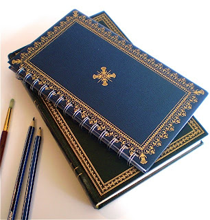 image regency handmade blank journal notebook by redeem designs