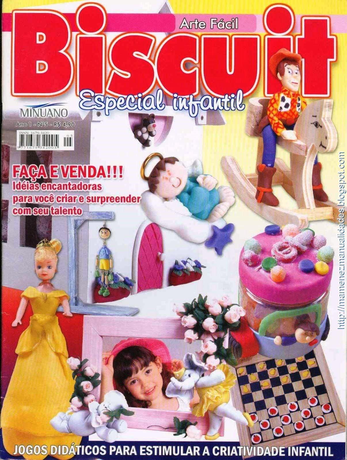 Arte facil Biscuit Nº 5