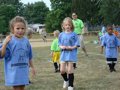 Alyse at soccer