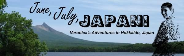 June, July, JAPAN!