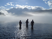 Whistler flyfishing school - FFF certified casting instruction