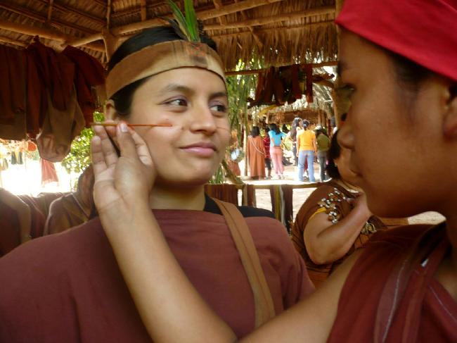 Viajes con la Agencia de Viajes ECOEXPEDITIONS , COMUNIDAD NATIVA PAMPAMICHI