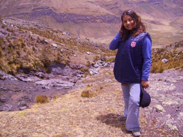 Canta- Cordillera de la viuda
