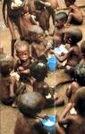 Vos podes luchar contra el hambre y la desnutrición.