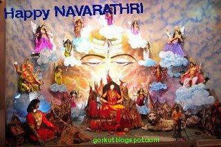 navrathri scraps,greetings