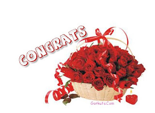 Congratulations - Winner of Urdu Adab and Mazah November 2012