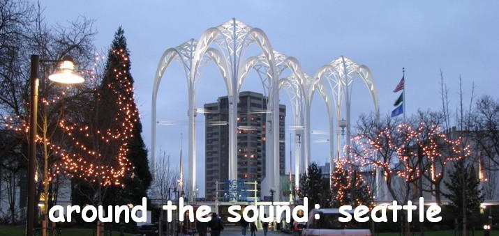 Around the Sound: Seattle