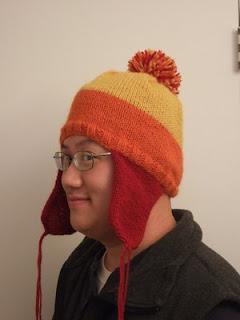 Jayne Cobb Hat ~ smariek knits