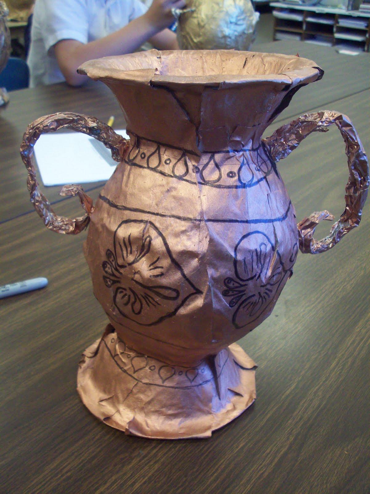 Greek Vase Painting Project: Procedures
